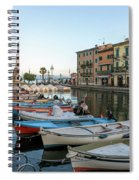 Lazise - Italy Spiral Notebook