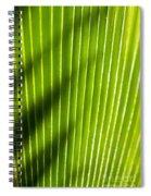 Leaf Close-up Spiral Notebook