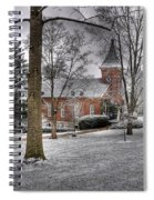 Lee Chapel Spiral Notebook