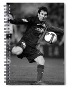 Lionel Messi 2 Spiral Notebook