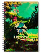 Liquicity Spiral Notebook