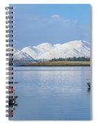 Loch Leven - Scotland Spiral Notebook