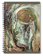 Looking For Hope In A Hopeless Place Spiral Notebook