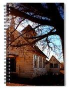 Marsh Berea Church Spiral Notebook