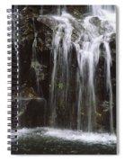 Maui Waterfall Spiral Notebook
