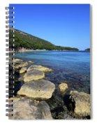 Mediterranean Seascape  Spiral Notebook