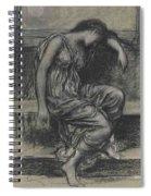 Memoriam Spiral Notebook