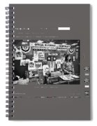 Merchandise George Mcgovern For President Democratic Nat'l Convention Miami Beach Florida 1972 Spiral Notebook