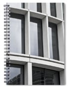 Modern Office Building Spiral Notebook