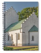 Molle Chapel Spiral Notebook