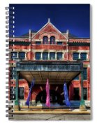 Montgomery Union Station Spiral Notebook