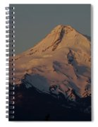 Mt Hood   Spiral Notebook
