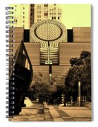 Museum Of Modern Art - San Francisco Spiral Notebook
