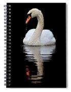 Mute Swan Spiral Notebook