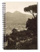 Naples: Mt. Vesuvius Spiral Notebook