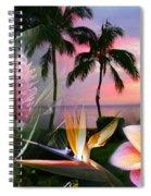 Natural Beauty Spiral Notebook