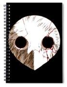Neon Genesis Evangelion Spiral Notebook
