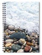 Ocean Stones Spiral Notebook