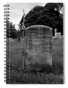 Odd Fellows Cemetery Spiral Notebook