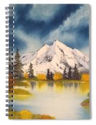 Oil Painting Spiral Notebook