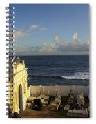 Old San Juan Spiral Notebook
