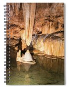 Onondaga Cave Formations Spiral Notebook