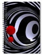 Opart -f- Spiral Notebook