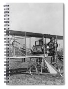 Orville Wright (1871-1948) Spiral Notebook