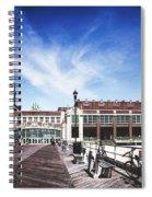 Paramount Theatre - Asbury Park Boardwalk Spiral Notebook