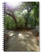 2 Paths  Spiral Notebook