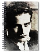 Paul Newman, Actor Spiral Notebook