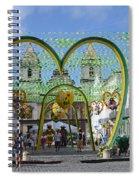 Pelourinho - The Historic Center Of Salvador Spiral Notebook