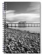 Penarth Pier 5 Spiral Notebook