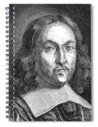 Pierre De Fermat, French Mathematician Spiral Notebook