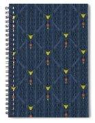 Polytelis Anthopeplus Spiral Notebook