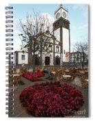 Ponta Delgada - Azores Spiral Notebook
