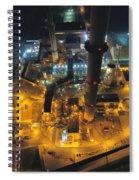 Power Plant Spiral Notebook
