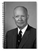 President Dwight Eisenhower - Two Spiral Notebook