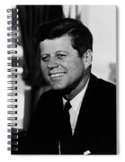 President Kennedy Spiral Notebook