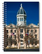 Presidio County Courthouse Spiral Notebook