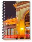 Providence Rhode Island Spiral Notebook