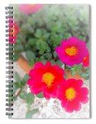 Purslane Spiral Notebook