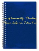 Quote Spiral Notebook