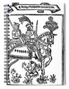 Richard I (1157-1199) Spiral Notebook