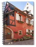 Riquewihr France Spiral Notebook