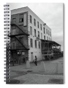 Rochester New York - Jimmy Mac's Bar Spiral Notebook