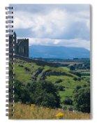 Rock Of Cashel, Co Tipperary, Ireland Spiral Notebook