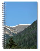 Rocky Mountains 2 Spiral Notebook