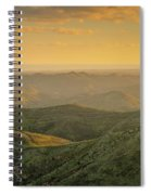 Rolling Mountain Spiral Notebook