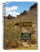 Route 66 - Arizona Spiral Notebook